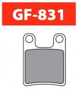 Goldfren - Klocki hamulcowe Hope 2 piston [831-DS]