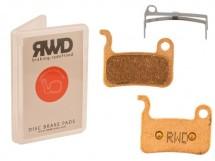RWD - Klocki hamulcowe Shimano XTR 2010