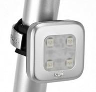Knog - Lampka pozycyjna Blinder 4 Square USB tył