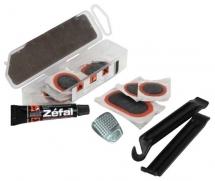 Zefal - Zestaw łatek plus łyżki