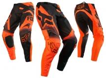 FOX - Spodnie 360 Shiv Orange