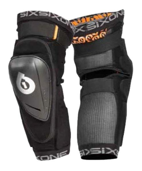 661 [SIXSIXONE] Ochraniacze kolan Rage Hard