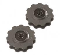 Tacx - Kółka do przerzutki uszczelniane łożyska ze stali nierdzewnej