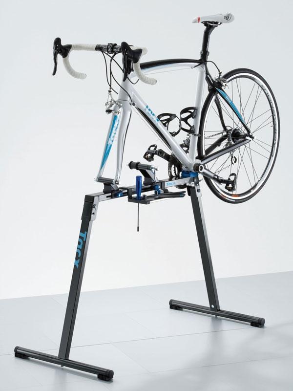 Znalezione obrazy dla zapytania: stojak serwisowy do roweru