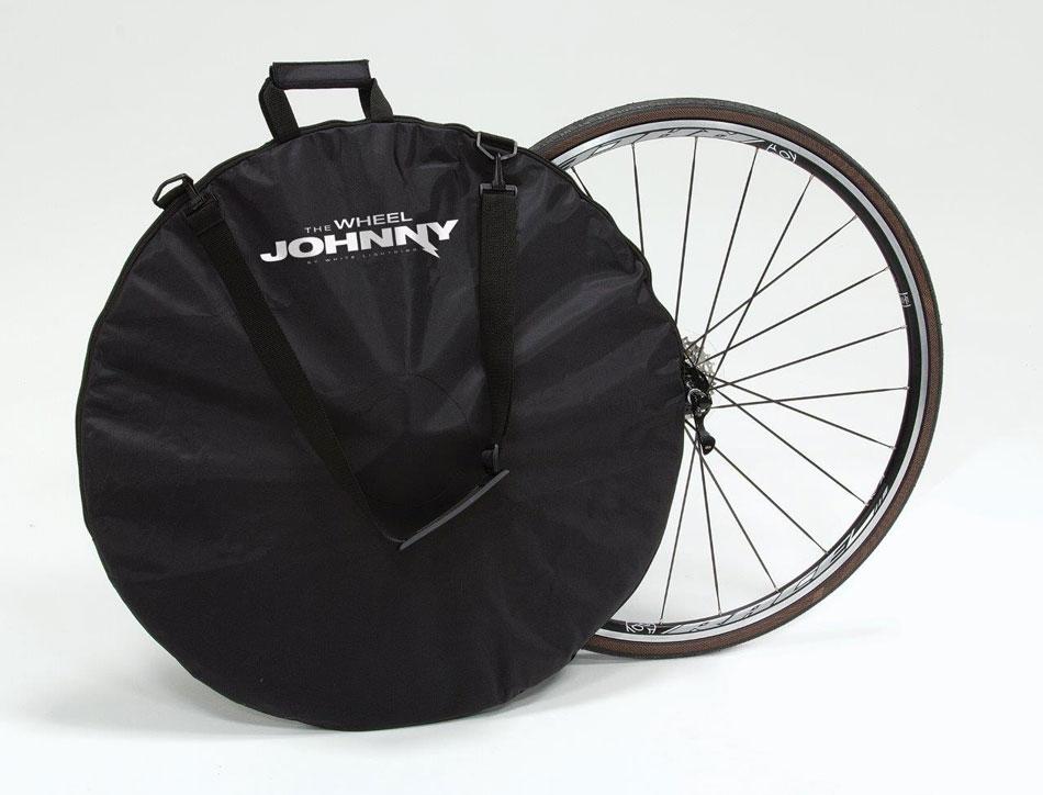 White Lighting Torba transportowa na koła Wheel Johnny