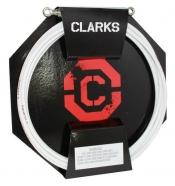 Clarks - Pancerz do hamulca hydraulicznego Shimano przód + tył