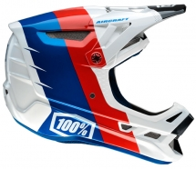 100% - Kask Aircraft R8 White