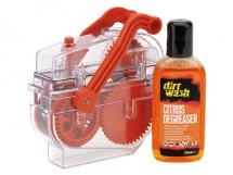 Weldtite - Maszyna do czyszczenia łańcucha Dirt Trap + odtłuszczacz