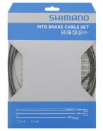 Shimano - Zestaw linek stal nierdzewna do hamulców MTB