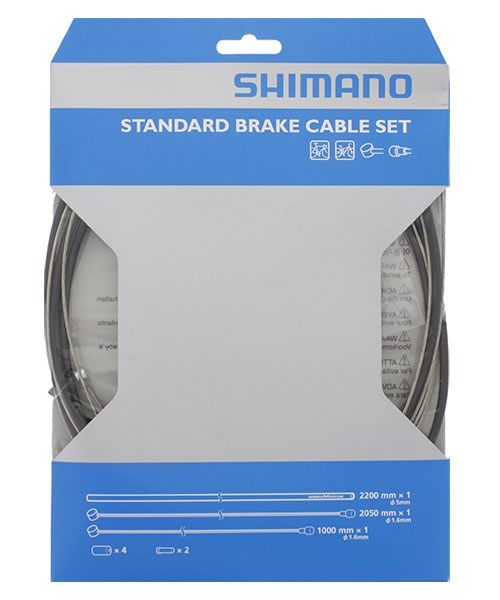 Shimano Zestaw linek do hamulców MTB/szosa