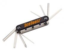 IceToolz - Klucz 8-funkcyjny