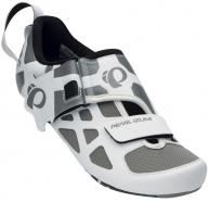 Pearl Izumi - Buty triatlonowe Tri Fly V Carbon White Black