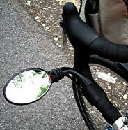 Blackburn Lusterko Road Mirror