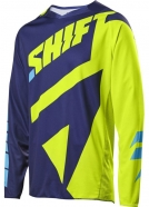 Shift - Jersey 3lack Mainline Yellow