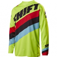 Shift - Jersey Whit3 Tarmac Yellow
