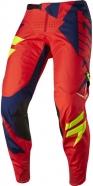 Shift - Spodnie 3lack Mainline Navy Red