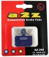 A2Z - Klocki do hamulców Sram Avid DB1/2/3/Level AZ-298