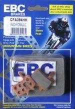 EBC - Klocki do hamulców Avid Juicy, BB7 [CFA394HH Gold]