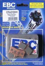 EBC - Klocki do hamulców Shimano Deore XT, Grimeca S-8 [CFA310HH Gold]