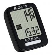 Sigma - Licznik przewodowy BC 5.16