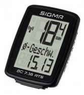 Sigma - Licznik bezprzewodowy BC 7.16 ATS