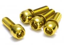 Reverse Stalowe śruby do montażu adapterów