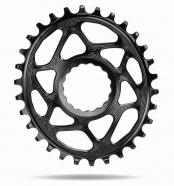 AbsoluteBlack - Zębatka RaceFace Cinch Direct Mount Oval Boost 148mm