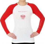 Brubeck - Koszulka damska 3D Husar PRO długi rękaw