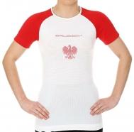 Brubeck - Koszulka damska 3D Husar PRO krótki rękaw