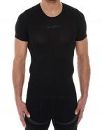 Brubeck - Koszulka męska typu base layer krótki rękaw