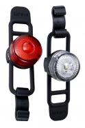 Cateye - Zestaw lampek SL-LD140RC-R LOOP 2 / SL-LD140RC-F LOOP 2