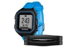 Garmin - Garmin Forerunner 25 HR (czarno - niebieski)