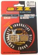 A2Z - Klocki do hamulców Formula Mega/The One/R1/RX 330A Silver