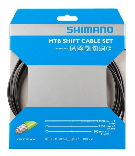 Shimano Zestaw linek Optislik do przerzutki MTB