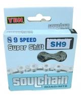 YBN - Łańcuch SH9 9-rzędowy