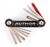 Author - Klucze podręczne Multiped 10