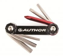 Author - Klucze podręczne Multiped 6