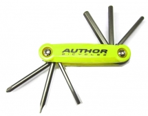 Author - Klucze podręczne Toolbox 6
