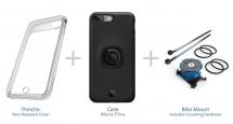 Quadlock - Uchwyt rowerowy z etui dla iPhone 7 Plus