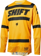 Shift - Jersey 3lack Strike Yellow