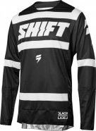 Shift - Jersey 3lack Strike Black White