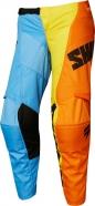 Shift - Spodnie Whit3 Tarmac Orange Blue Junior