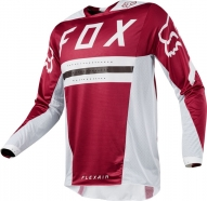 FOX - Jersey Flexair Preest Dark Red