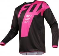 FOX - Jersey 180 Mastar Black