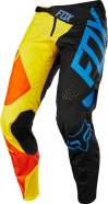 FOX - Spodnie 360 Preme Black Yellow