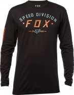 FOX - Longsleeve Ground Fog
