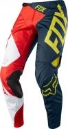 FOX - Spodnie 360 Preme Navy Red