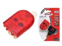 Ravx - Lampka pozycyjana LUMI X5 USB tył