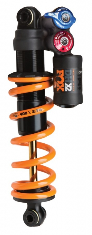 FOX Racing Shox Damper DHX2 Factory 2POS
