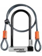 Kryptonite - Zapięcie rowerowe Kryptolok + Kryptoflex Cable